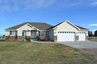 Bonneville County Single Family Home For Sale: 13727 N 5th W