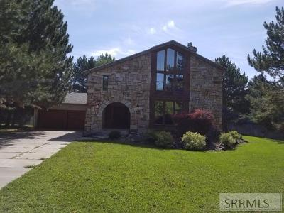 Blackfoot Single Family Home For Sale: 1375 York Drive