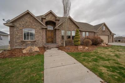 Rexburg ID Single Family Home For Sale: $545,000