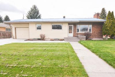 Idaho Falls ID Single Family Home For Sale: $195,000