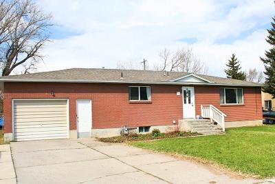Rexburg Multi Family Home For Sale: 254 Steiner #Ave.