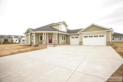 Bonneville County Single Family Home For Sale: 192 Casa Drive