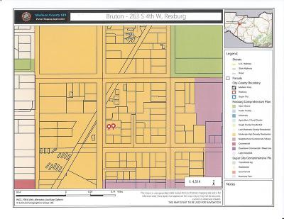 Rexburg Residential Lots & Land For Sale: 263 S 4 W