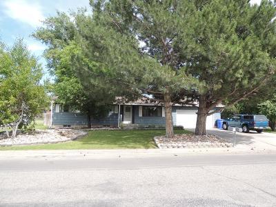 Rexburg Single Family Home For Sale: 263 S 4 W