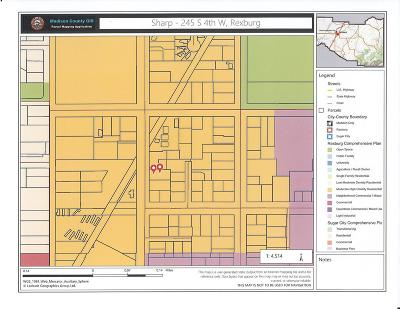Rexburg Residential Lots & Land For Sale: 245 S 4 W