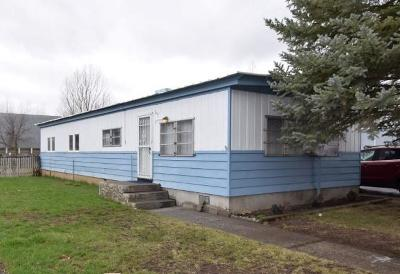 Fremont County Single Family Home For Sale: 805 W 4th N