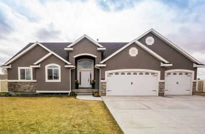 Idaho Falls ID Single Family Home For Sale: $402,500