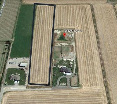 Rexburg Residential Lots & Land For Sale: 2562 S 4000 W