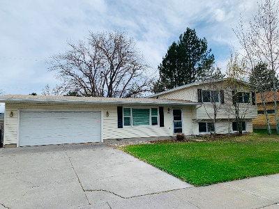 Idaho Falls Single Family Home For Sale: 2084 John Adams Parkway