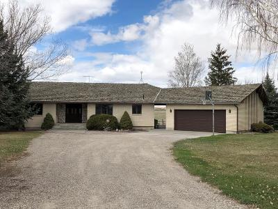 Bonneville County Single Family Home For Sale: 2471 N 55th W