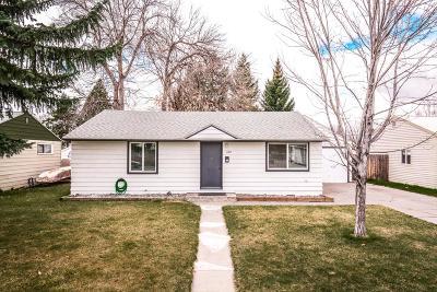 Idaho Falls ID Single Family Home For Sale: $155,000