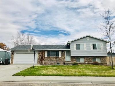 Idaho Falls ID Single Family Home For Sale: $240,000