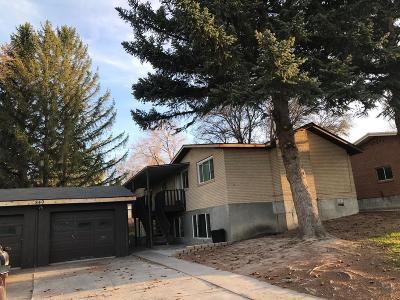 Bonneville County Multi Family Home For Sale: 840 Garfield