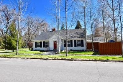Idaho Falls ID Single Family Home For Sale: $228,000