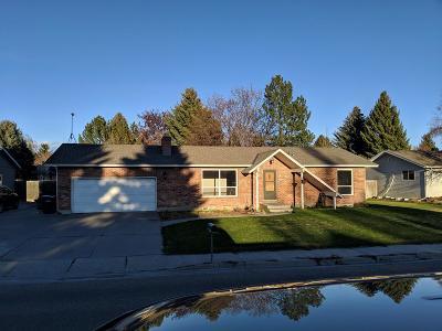 Idaho Falls Single Family Home For Sale: 2337 Woodruff Avenue