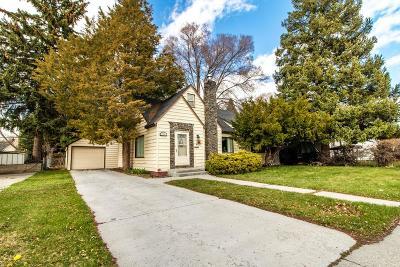 Idaho Falls Single Family Home For Sale: 135 E 19th Street
