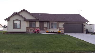 Idaho Falls Single Family Home For Sale: 3277 E Edwards Drive