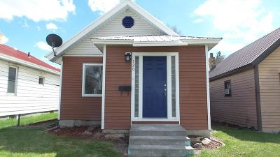 Idaho Falls Single Family Home For Sale: 120 2nd Street