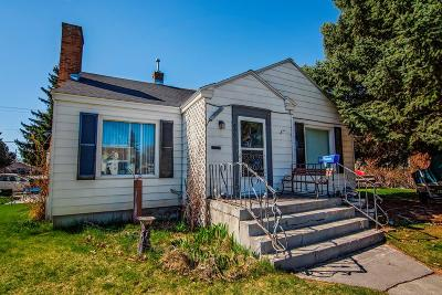Idaho Falls Single Family Home For Sale: 890 11th Street