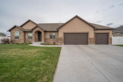 Idaho Falls Single Family Home For Sale: 5435 Pahala Drive