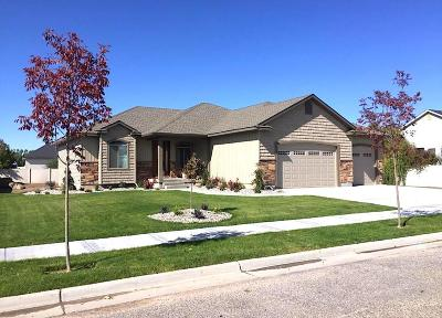 Bonneville County Single Family Home For Sale: 361 Stillwater Circle