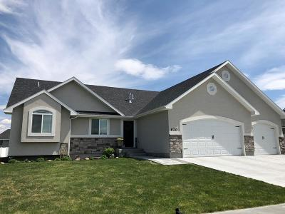 Rexburg Single Family Home For Sale: 620 Canyon Springs Drive