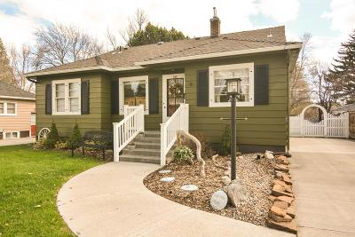 Idaho Falls Single Family Home For Sale: 344 3rd Street