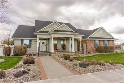 Idaho Falls Single Family Home For Sale: 3590 Tuscany Drive