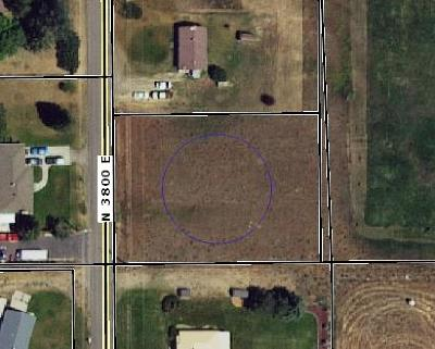 Rigby Residential Lots & Land For Sale: Tbd N 3800 E