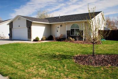 Rexburg Single Family Home For Sale: 839 Engleman