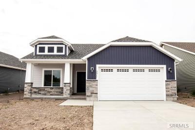 Rexburg Single Family Home For Sale: 2211 Summerfield Lane