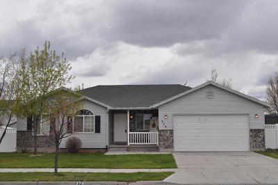Rexburg Single Family Home For Sale: 374 Mariah Avenue