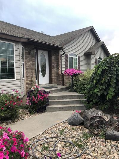 Rigby Single Family Home For Sale: 3860 E 390 N