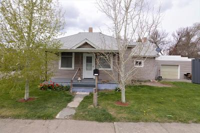 Rigby Single Family Home For Sale: 135 Idaho Avenue
