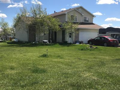 Rigby Single Family Home For Sale: 208 N 3785 E