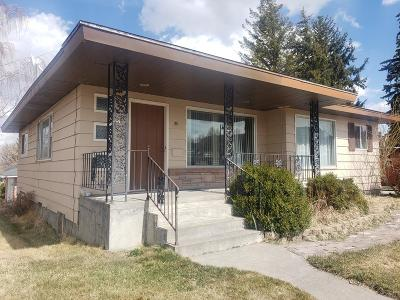 Rexburg Single Family Home For Sale: 149 E 3rd S