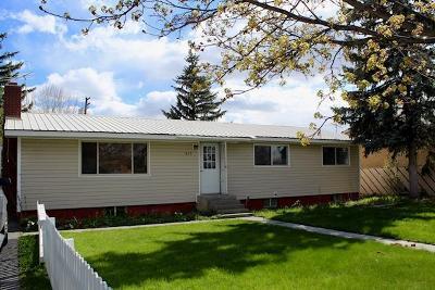 Rexburg Single Family Home For Sale: 517 W Main Street