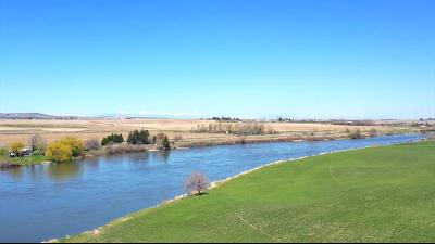 Idaho Falls Farm For Sale: 9925 N 5 W