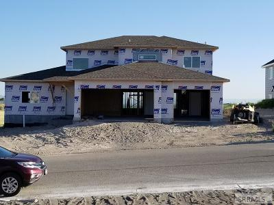 Rexburg Single Family Home For Sale: 1385 Stone Drive