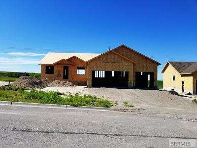 Rexburg Single Family Home For Sale: 1382 Stone Drive