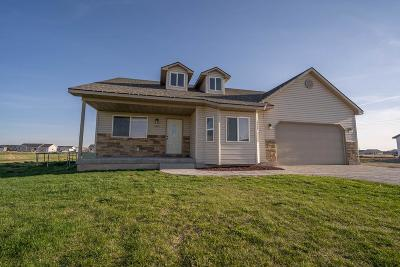 Rigby Single Family Home For Sale: 4032 E 66 N