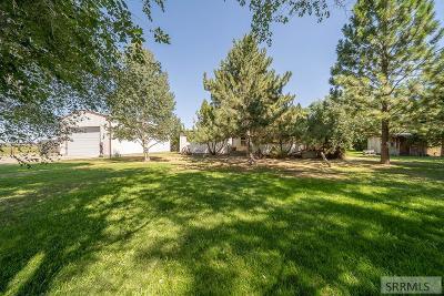 Idaho Falls Farm For Sale: 14161 S 1 E