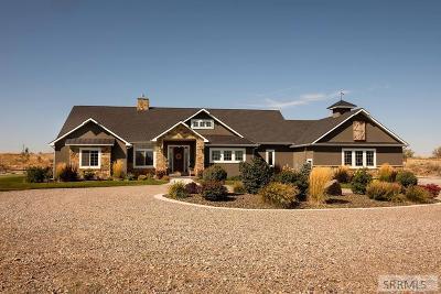 Idaho Falls Single Family Home For Sale: 3208 S 55th W