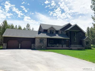 Island Park Single Family Home For Sale: 4514 Shadow Ridge