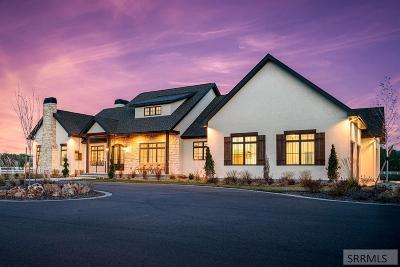 Idaho Falls Single Family Home For Sale: 9083 S Saddle Horn Drive