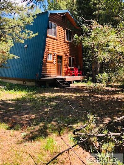 Island Park Single Family Home For Sale: 4014 Bobcat