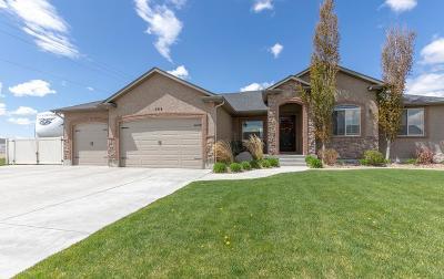 Idaho Falls Single Family Home For Sale: 5516 Villa Mirage Court