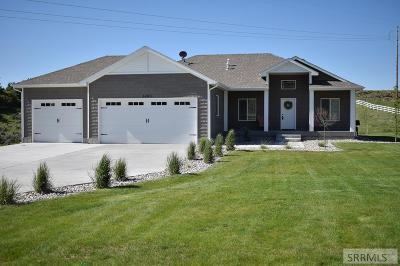 Idaho Falls Single Family Home For Sale: 5495 Rio Seco Drive
