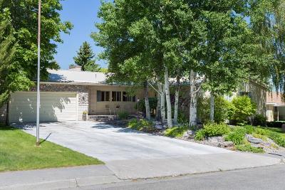 Rexburg Single Family Home For Sale: 240 Mohawk Avenue