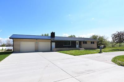 Rigby Single Family Home For Sale: 4052 E 300 N